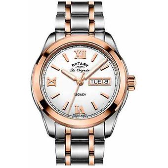 Rotary Mens Two Tone Legacy GB90175/06 Watch