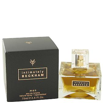 Initmately Beckham By David Beckham Edt Spray 75ml