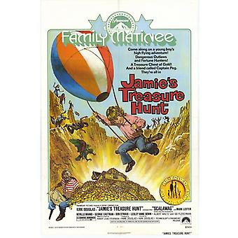 Jamies Treasure Hunt Movie Poster Print (27 x 40)