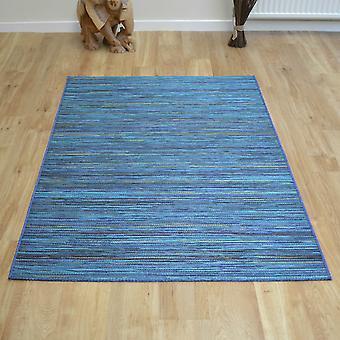 Brighton Teppiche 98122 5000 blau