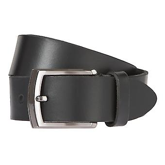 BERND GÖTZ belts men's belts leather belt can be shortened black 465