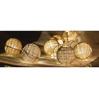 Hq String Light Ball 10 Led (Home , Verlichting , Decoratie)