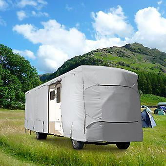 WATERPROOF SUPERIOR RV MOTORHOME FIFTH WHEEL COVER COVERS CLASS A B C FITS LENGTH 35'-40' NEW TRAVEL TRAILER CAMPER ZIPPERED PANELS ALLOW ACCESS TO THE DOOR, ENGINE AND BOTH SIDE STORAGE AREAS