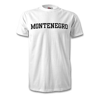 Montenegro land Kids T-Shirt