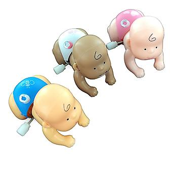 Baby Shower Pack of 3 Racing Babies Wind Em Up & Watch Em Wiggle