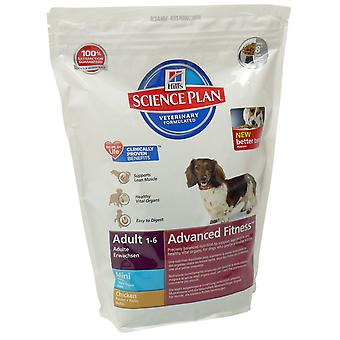 Hill's Science Plan Canine Advanced Fitness Adult Mini Chicken 2.5kg