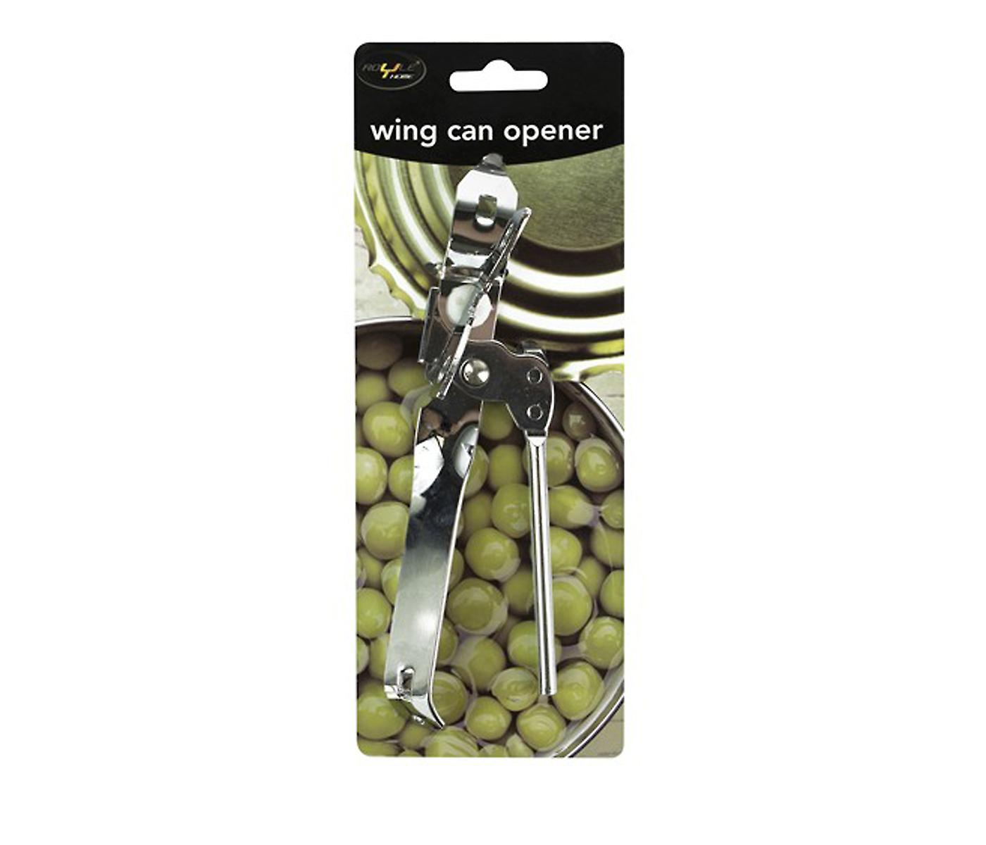 Can Opener Stainless Steel Winged Perfect Accessory for your Kitchen
