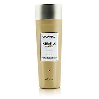 Goldwell Kerasilk Control Shampoo (For Unmanageable Unruly and Frizzy Hair) - 250ml/8.4oz
