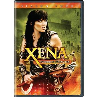 Xena: Warrior Princess: Season 4 [DVD] USA import