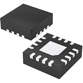 Embedded microcontroller MC9S08QG4CFFE QFN 16 EP (5x5) NXP Semiconductors 8-Bit 20 MHz I/O number 12