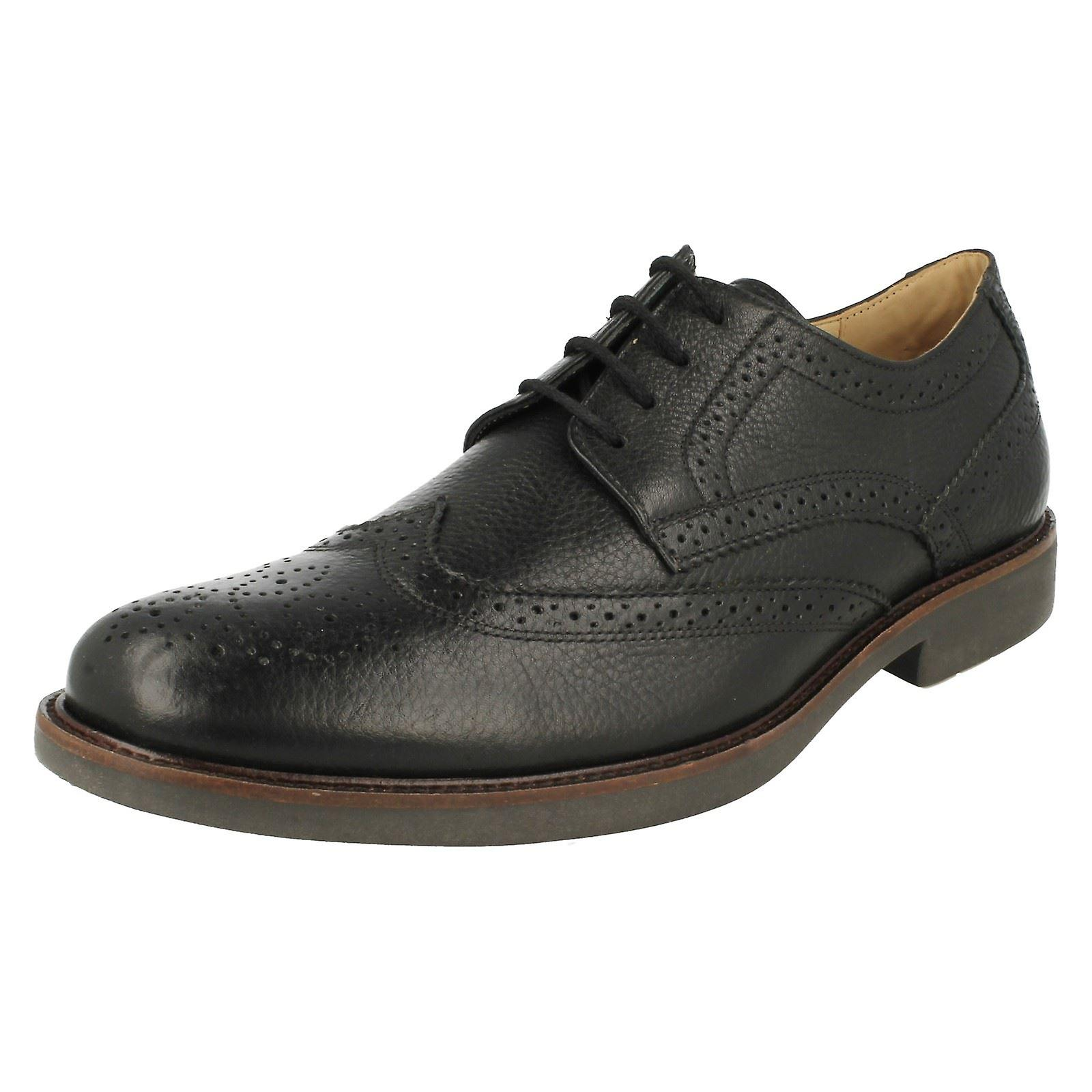 Mens Anatomic Smart Brogue Shoes Styled Shoes Brogue Palma:Men/Women:On Sale 214673
