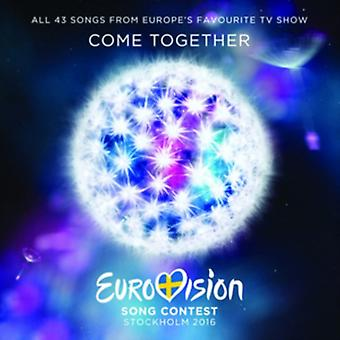 Eurovision Song Contest Stockholm 2016 av Various Artists