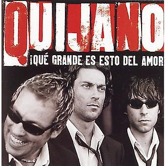 Cafe Quijano - Que Grande Es Esto Del Amor [CD] USA import