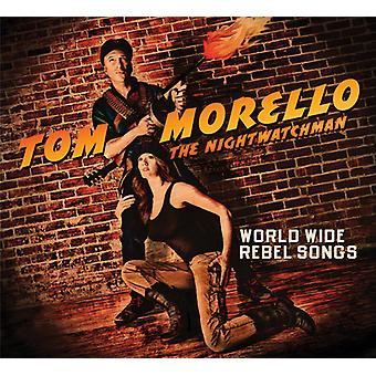 Morello, Tom: The Nightwatchman - World Wide Rebel Songs [CD] USA import