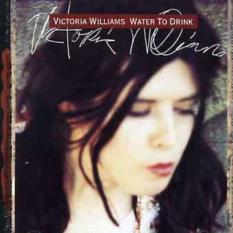 Victoria Williams - vand at drikke [CD] USA import
