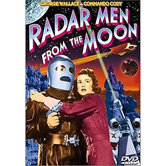 Radar Men From the Moon [DVD] USA import