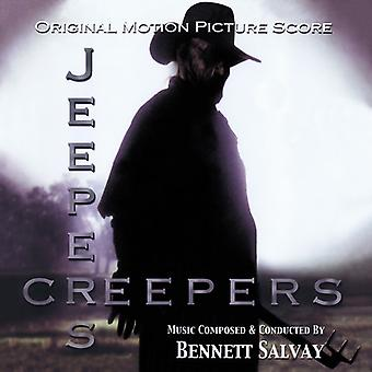 Jeepers Creepers / O.S.T. - Jeepers Creepers / O.S.T. [CD] USA import