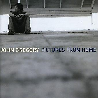 John Gregory - Pictures From Home [CD] USA import