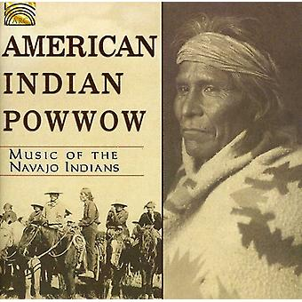 Traditional - American Indian Pow Wow: Music of the Navajo India [CD] USA import