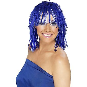 Tinsel glitter showgirl of cyber wig tinsel wig