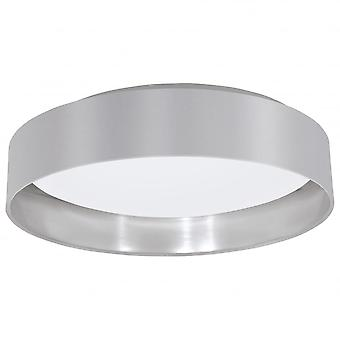EGLO Maserlo флеш потолок тени светло серый барабан