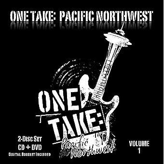 Various Artist - una sola toma: importación del Pacífico de Estados Unidos del noroeste 1 [CD]