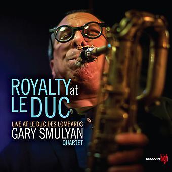 Gary Smulyan - realeza en importación de Estados Unidos Le Duc [CD]