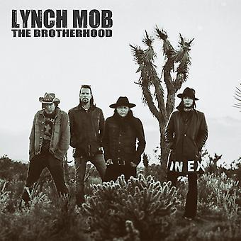 Lynch Mob - broderskab [CD] USA importerer