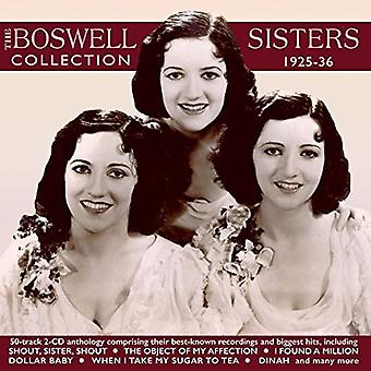 Boswell Sisters - Boswell Sisters: Collection 1925-36 [CD] USA import