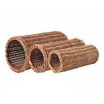 Trixie Straw tunnel (Small pets , Cage Accessories , Tunnels)