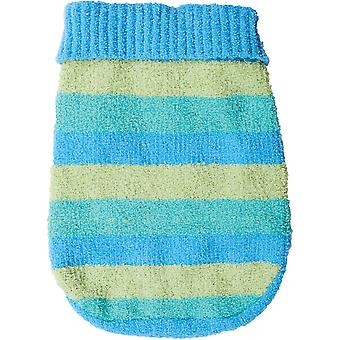Dog Striped Sweater-Blue Medium 601835