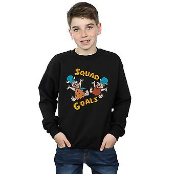 The Flintstones Boys Squad Goals Sweatshirt