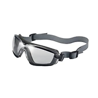 Bolle Cobtprpsi Platinum Goggles Clear Lens Anti-Scratch & Fog Black/Blue