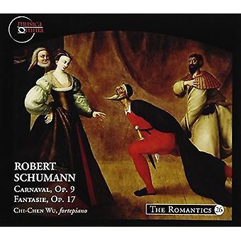 Schumann / Wu - Carnaval / Fantasie [CD] USA import
