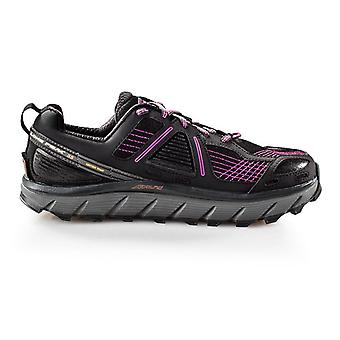 Altra Lone Peak 3.5 Womens Shoes Purple/Orange