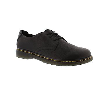 Dr Martens Elsfield - Black Grizzly (Leather) Mens Shoes