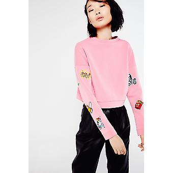 Ninii Fairytale Cropped Sweater