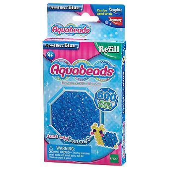 Aquabeads juvel perle Pack - blå