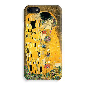 iPhone 7 Full Print Case - Der Kuss
