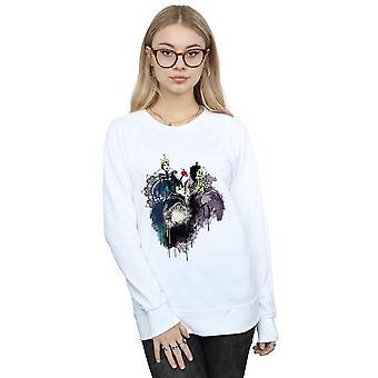 Disney Women's Villains Sketch Sweatshirt