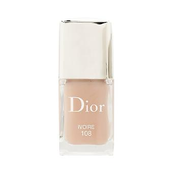 Dior Vernis Extreme Wear Nail Lacquer 108 Ivory 10ml