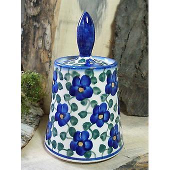 Azúcar / jam jar, único 42 - vajilla de cerámica de Bunzlau - BSN 6534