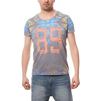 RUSTY NEAL T-Shirt men's original blue