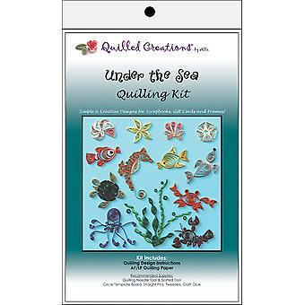 Quilling Kits Under The Sea Q40 10