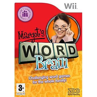 Margot Word Brain (Wii) PEGI