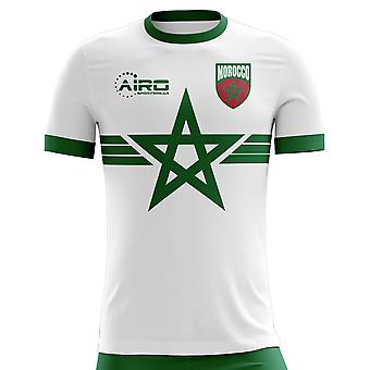 2018-2019 Марокко от концепции футболка