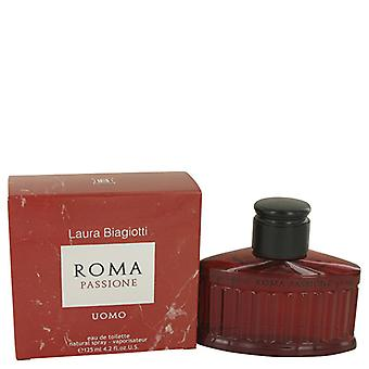 Laura Biagiotti Roma Passione Eau De Toilette Spray 125ml/4.2oz