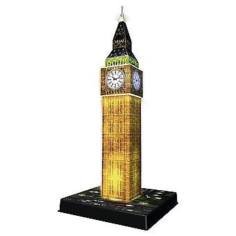 Ravensburger Big Ben Night Edition, 216pc 3D pussel