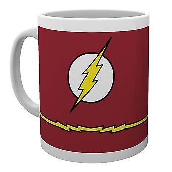 DC Comics den Blitz Kostüm Mug