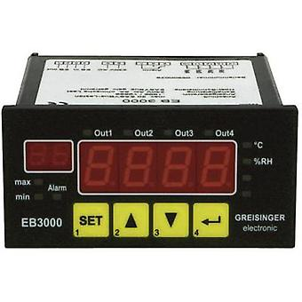 Greisinger EB 3000 Display, control and monitoring device EB 3000 -